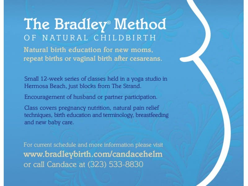 Bradley Method Childbirth Class Hermosa Beach Ca Patch