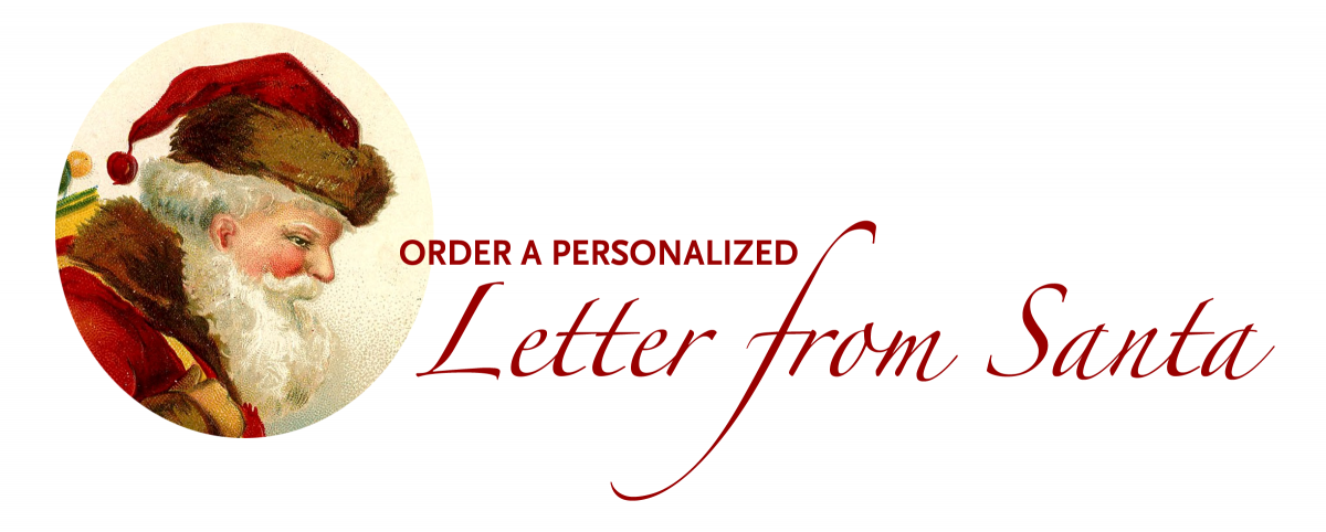 Order A Personalized Letter From Santa Kirkwood Mo Patch