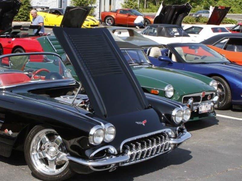 Photos Spring DustOff Classic Car Show Chappaqua NY Patch - Arroway chevrolet car show