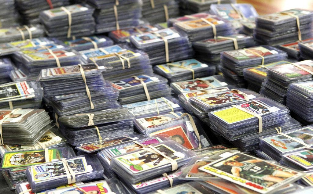 Baseball Card And Sports Memorabilia Show Comes To White Plains