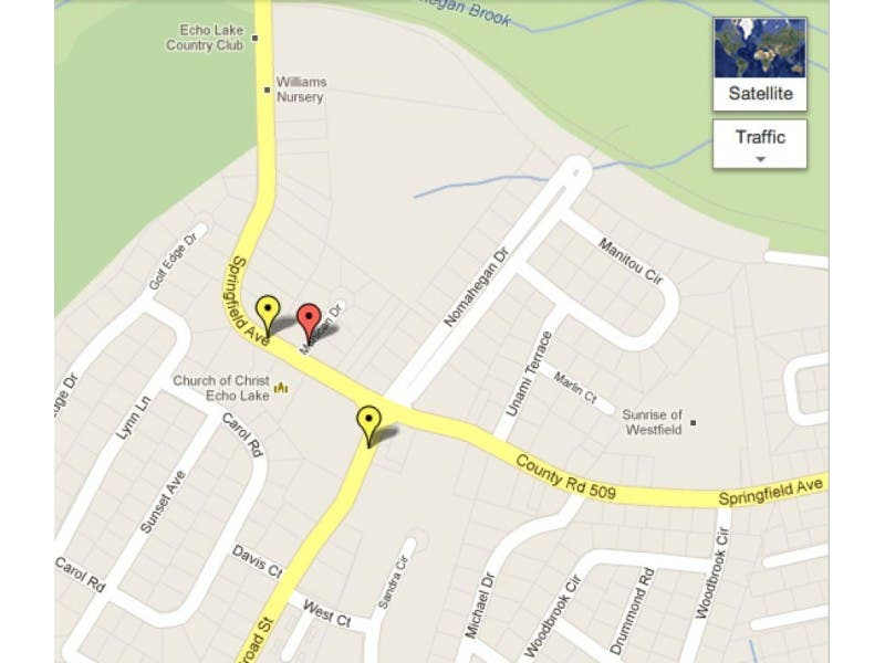 Westfield Resident Creates Power Outage Map Westfield Nj Patch