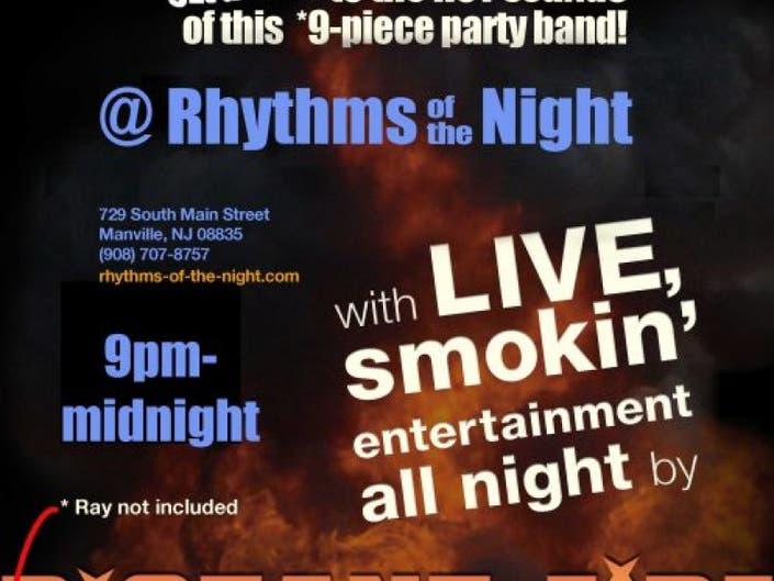 Live music by Distant Fire @ Rhythms | Bridgewater, NJ Patch
