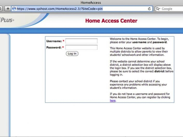Pine Richland Schools Make Students Grades Available Online