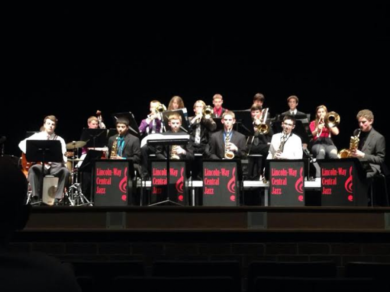 Lincoln Way Central Gets Jazzy At Music Festival Mokena