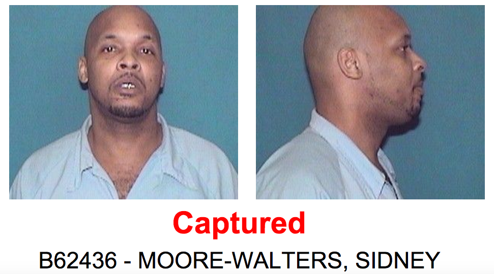 Illinois DOC's No  1 Most Wanted Fugitive Captured in Ohio | Joliet