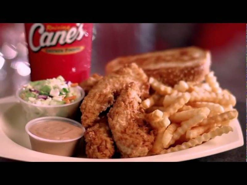 Craving Chicken Raising Canes Now Open At Galleria Clayton Mo Patch