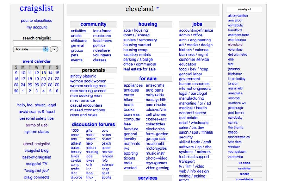Violinists And Snow Shovelers Wanted Best Of Craigslist In Brecksville Brecksville Oh Patch
