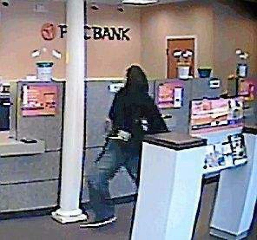 PNC Bank Robbed in Falls, Again   Levittown, PA Patch