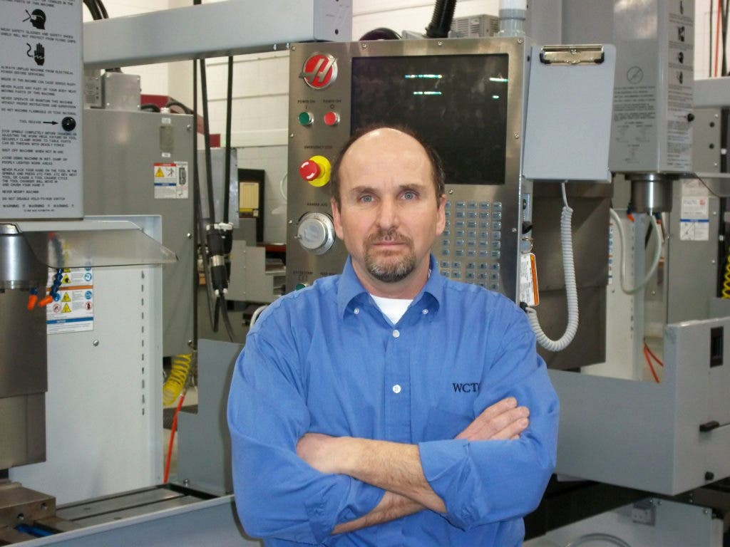 WCTC Instructor Wins Mold Maker of the Year Award | Waukesha, WI Patch
