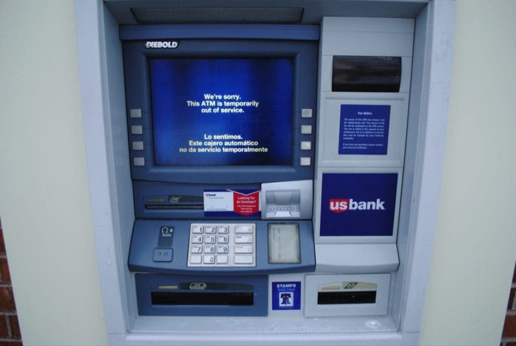 UPDATED: ATM Skimming Device Found at U S  Bank   Waukesha, WI Patch