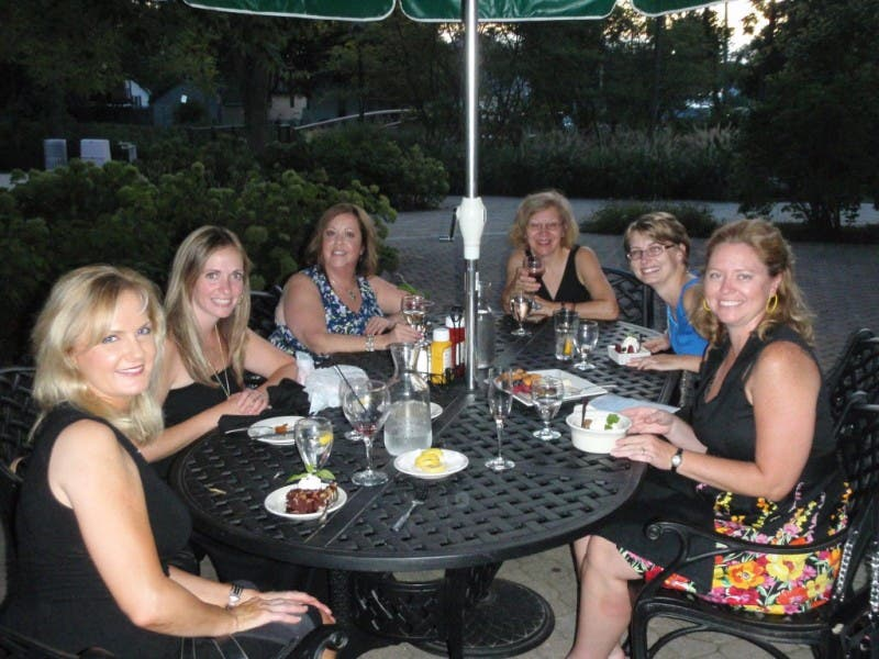 women friendship club