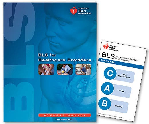 cpr aha bls hcp classes skills association heart american patch valley renewal victims teaches providers helping basic course support care
