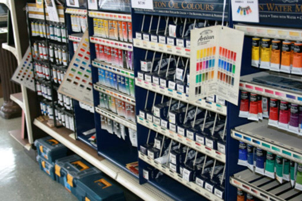 Grosse Pointe Woods Art Supply Store Serving Creativity for 40 years