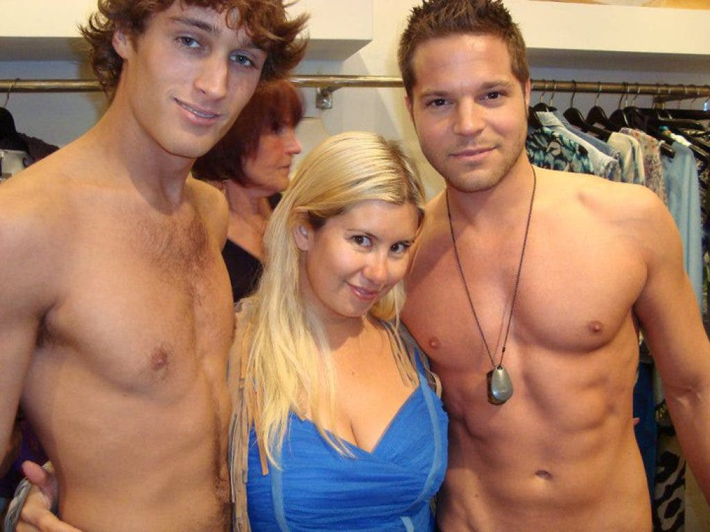 A Boy And Girl Naked underwear boys and golden girls: naked is the new black at