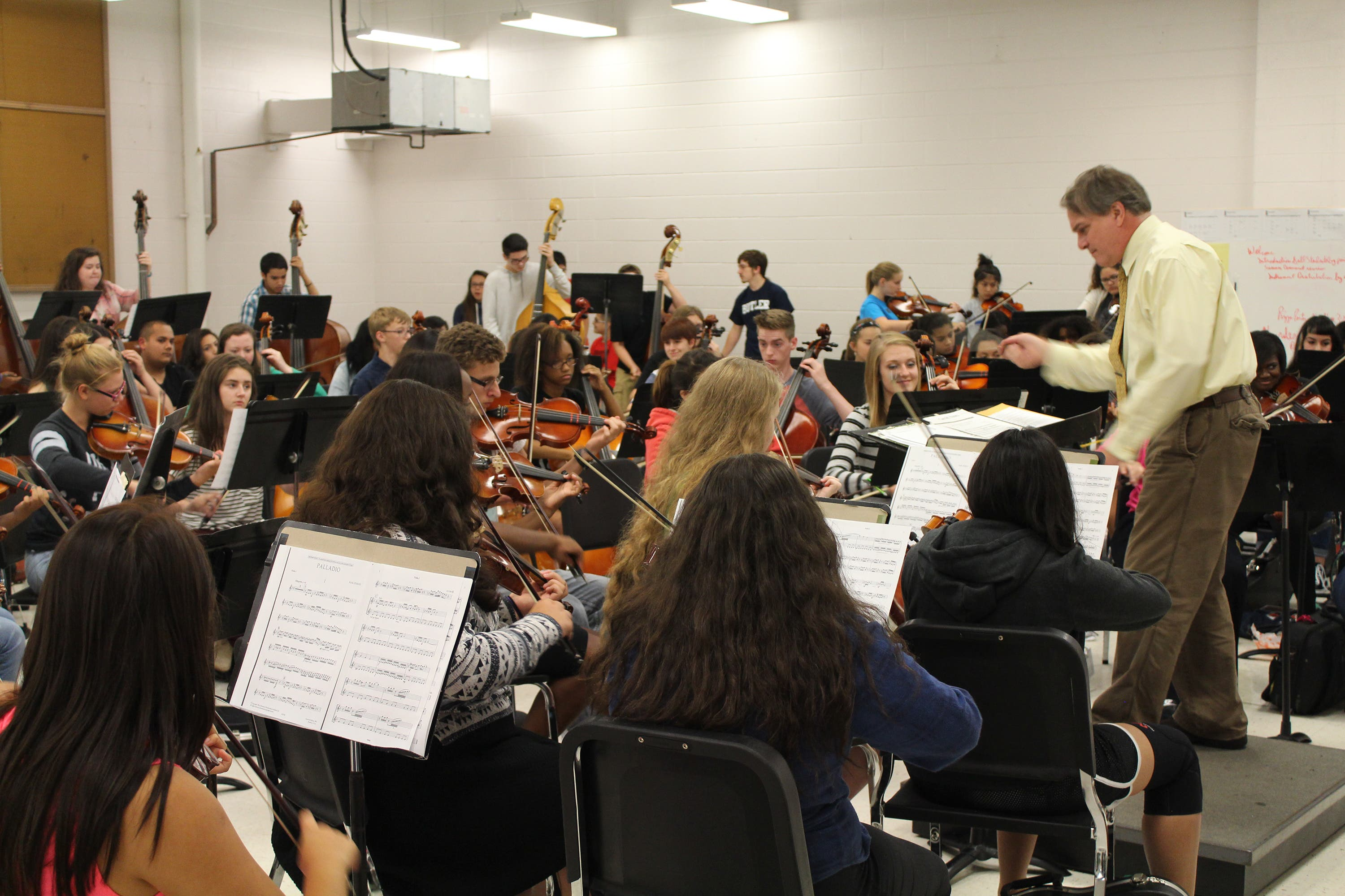 JTHS Orchestra to Debut World Premier of Commissioned Song