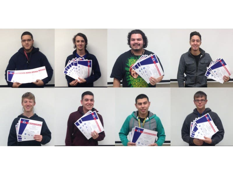 Jchs Students Receive Ase Student Certifications Joliet Il Patch