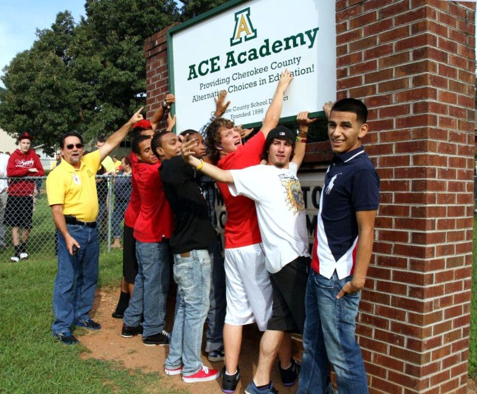 ACE Academy Re-opens for Classes with New Name | Canton, GA