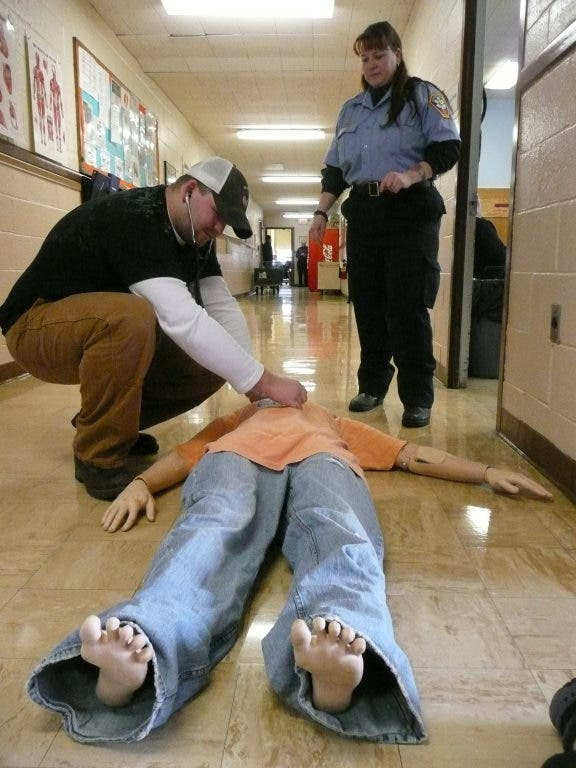 Nassau County EMS Academy Trains for Excellence | New Hyde