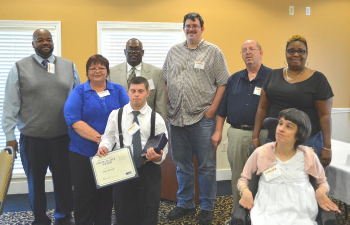 Oakland County Residents Receive 2015 Occmha Achievement