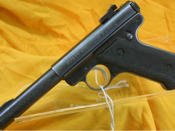 Police Spot Man Concealing Gun in Pocket | Clayton, MO Patch