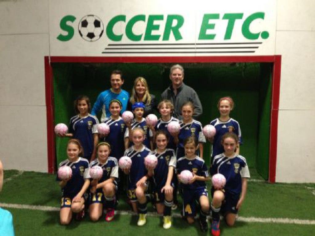 City Of Champions For Girls Indoor Soccer Anyway Lynnfield Ma Patch