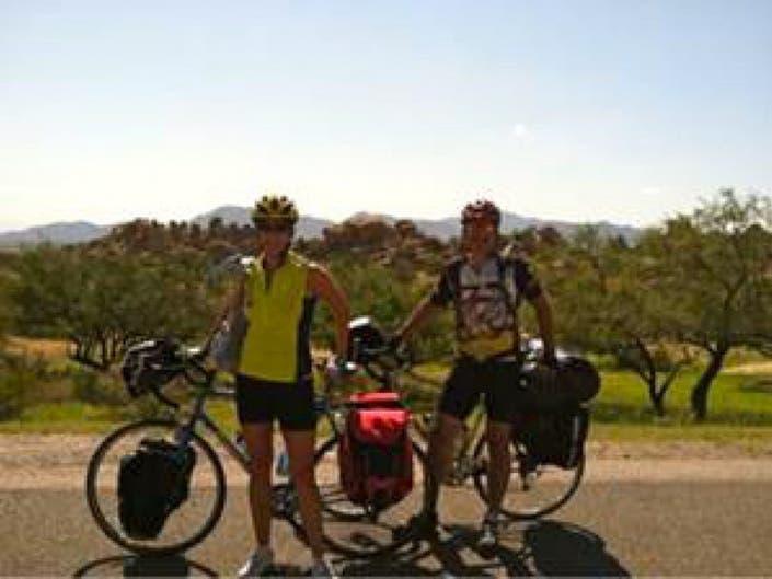 Twinsburg Doc Bikes Across America in 40 Days | Twinsburg