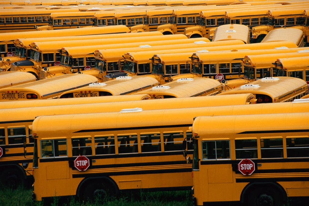 First Student Bus Company Fined 120 000 By Dep For Diesel Spill Newtown Pa Patch