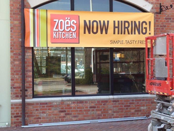 Zo 235 S Kitchen Prepares To Open Now Hiring Employees