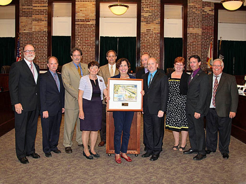 Pasco County Receives 1000 Friends of Florida's 'Better