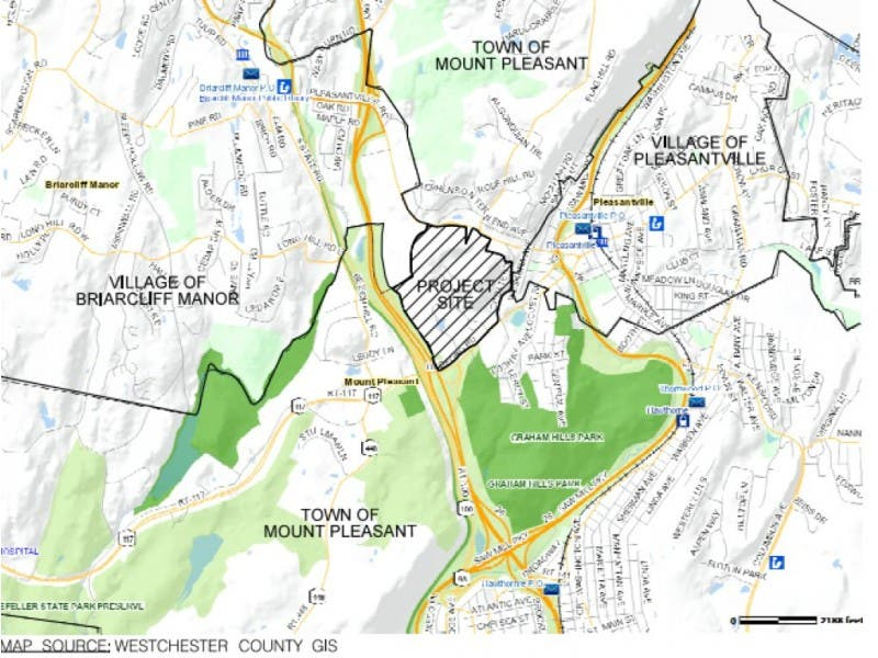Pace University Pleasantville Campus Map.May Hearing Set For Pace University Master Plan Pleasantville Ny