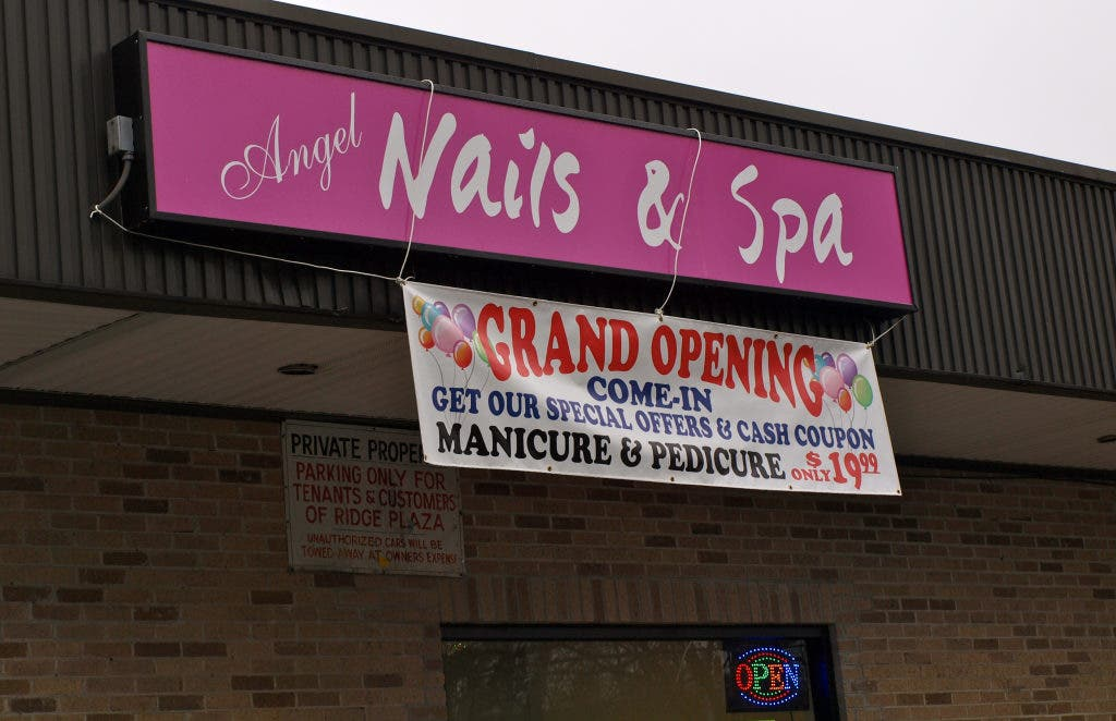Angel Nails Spa Opens In Pleasantville Pleasantville Ny Patch