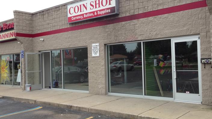 coin shops in michigan