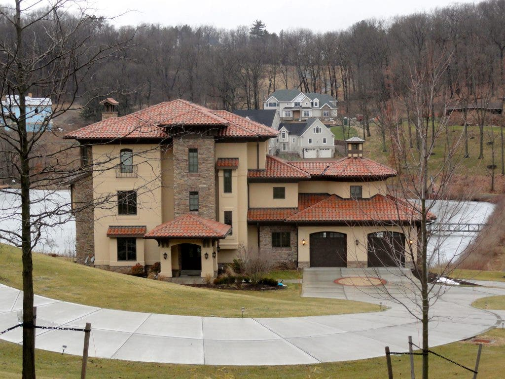 And the Most Expensive Home Sold in 2012 in the Cranberry