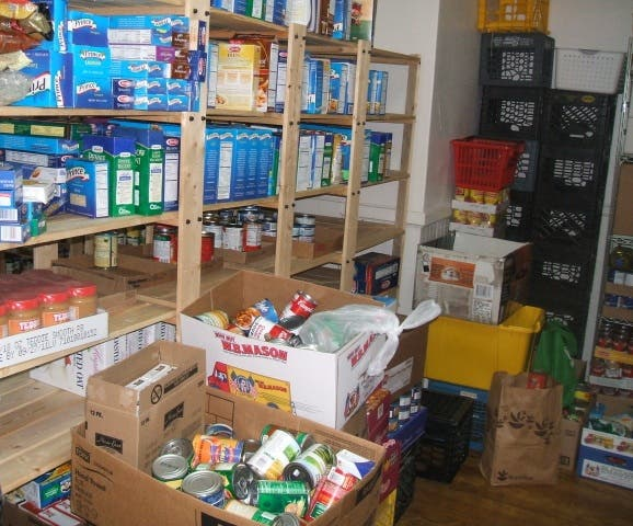 Food Pantry Families In Need Rises To 150 In Walpole