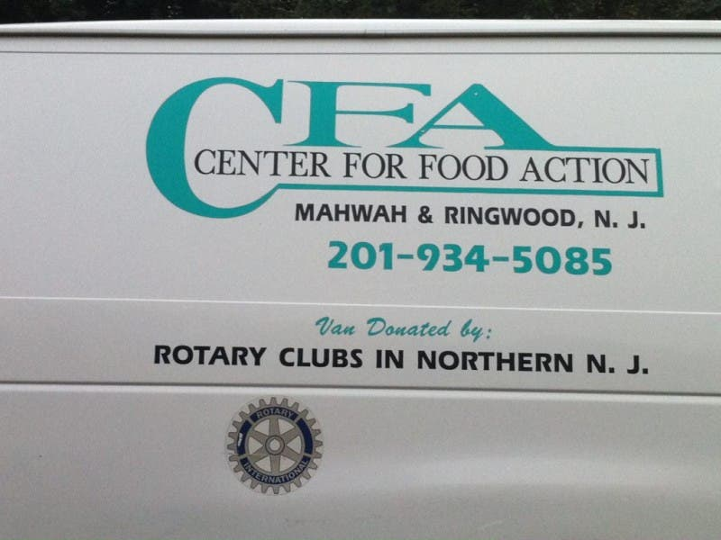 Center For Food Action Needs Donations New Milford Nj Patch