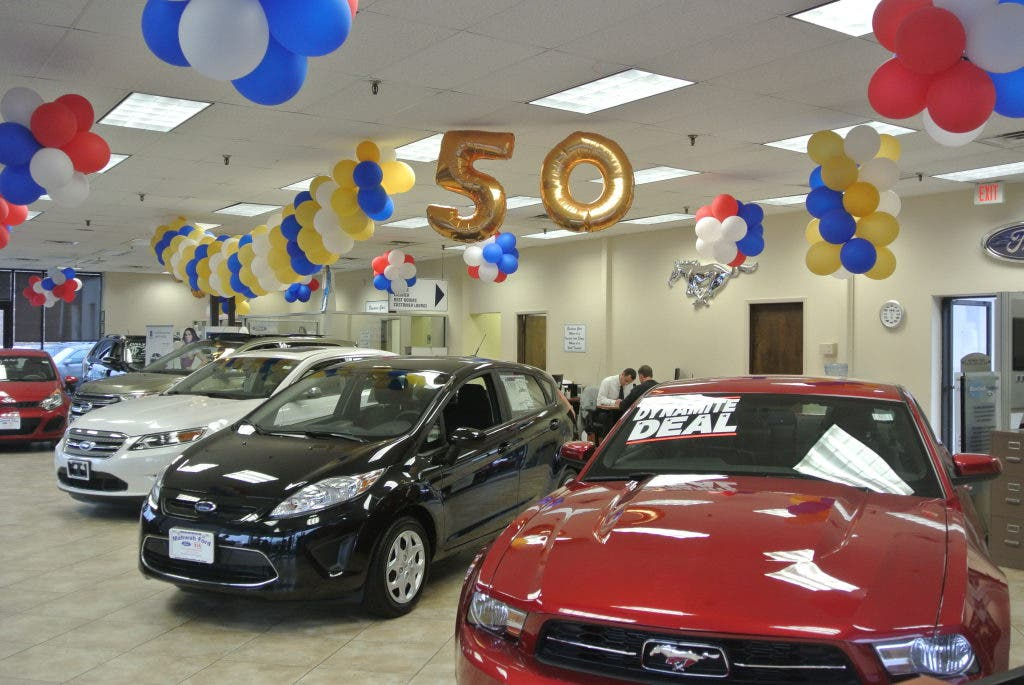 Mahwah Ford Service >> Mahwah Ford Celebrates 50 Years In Business Mahwah Nj Patch