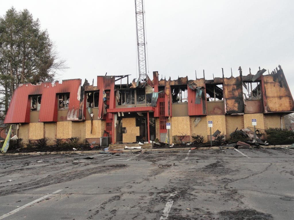 Blair Mill Fire 'Raises a Red Flag,' Chief Says | Hatboro