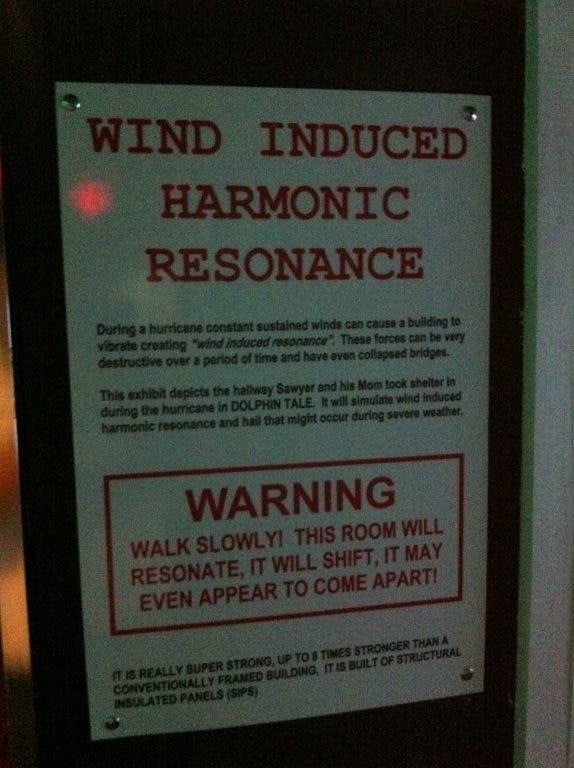 Experience a Hurricane at Clearwater Marine Aquarium