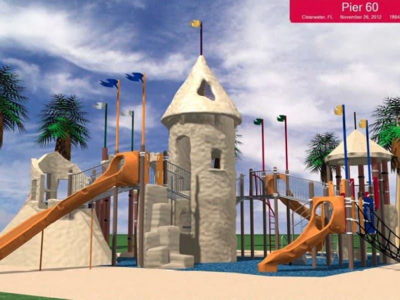 is pricey playground for pier 60 park needed clearwater fl patch