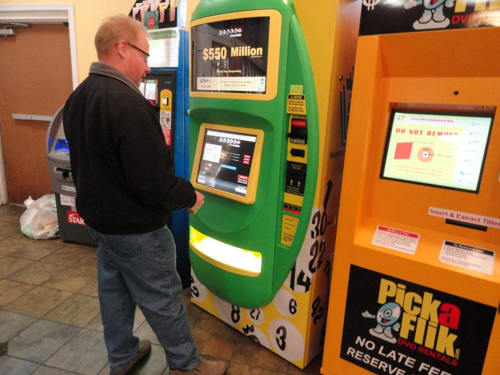 Update 550 Million Pennsylvania Powerball Drawing Tonight