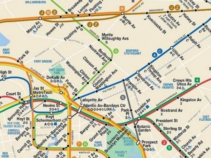Interactive Mta Subway Map.Mta Brings Subway Map Into Smartphone Age Great Neck Ny Patch
