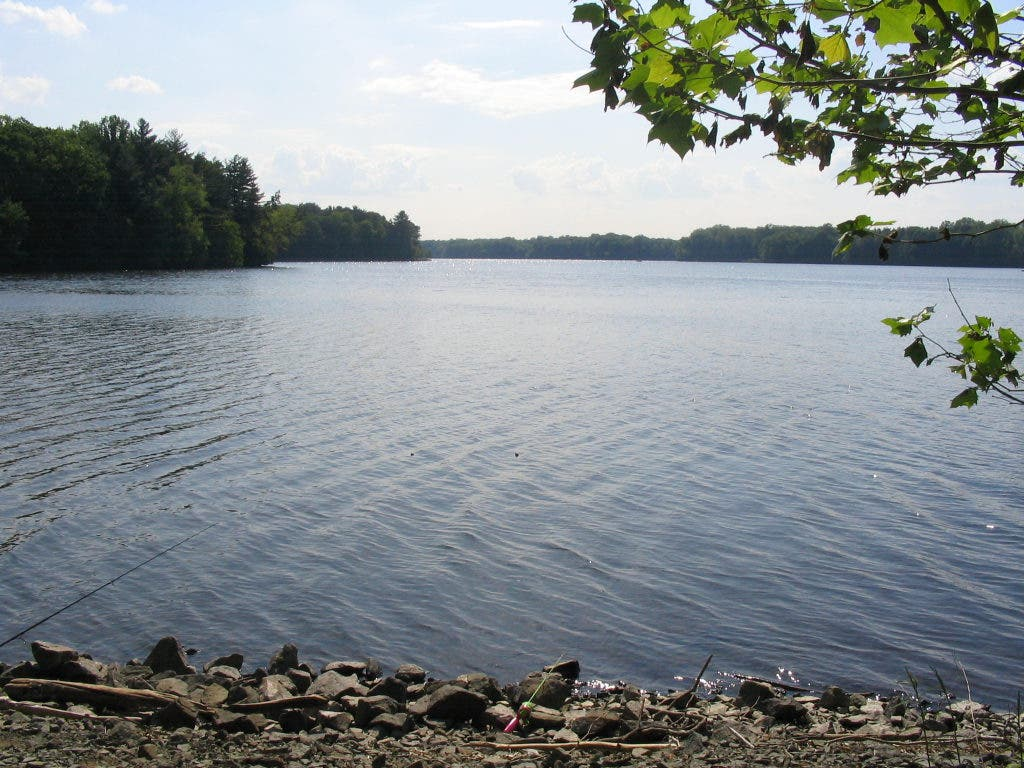 Watershed Recreation Program at Oradell Reservoir