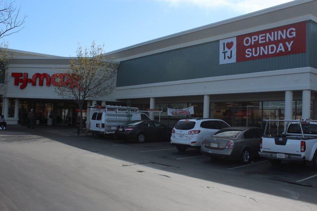 T J Maxx Opens this Sunday   San Rafael, CA Patch