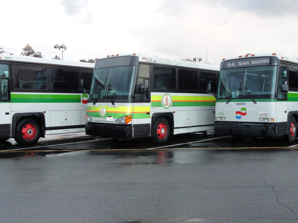 Bus Riders Would Suffer If Transit Contract Is Terminated Golden Gate Officials Say San Rafael Ca Patch