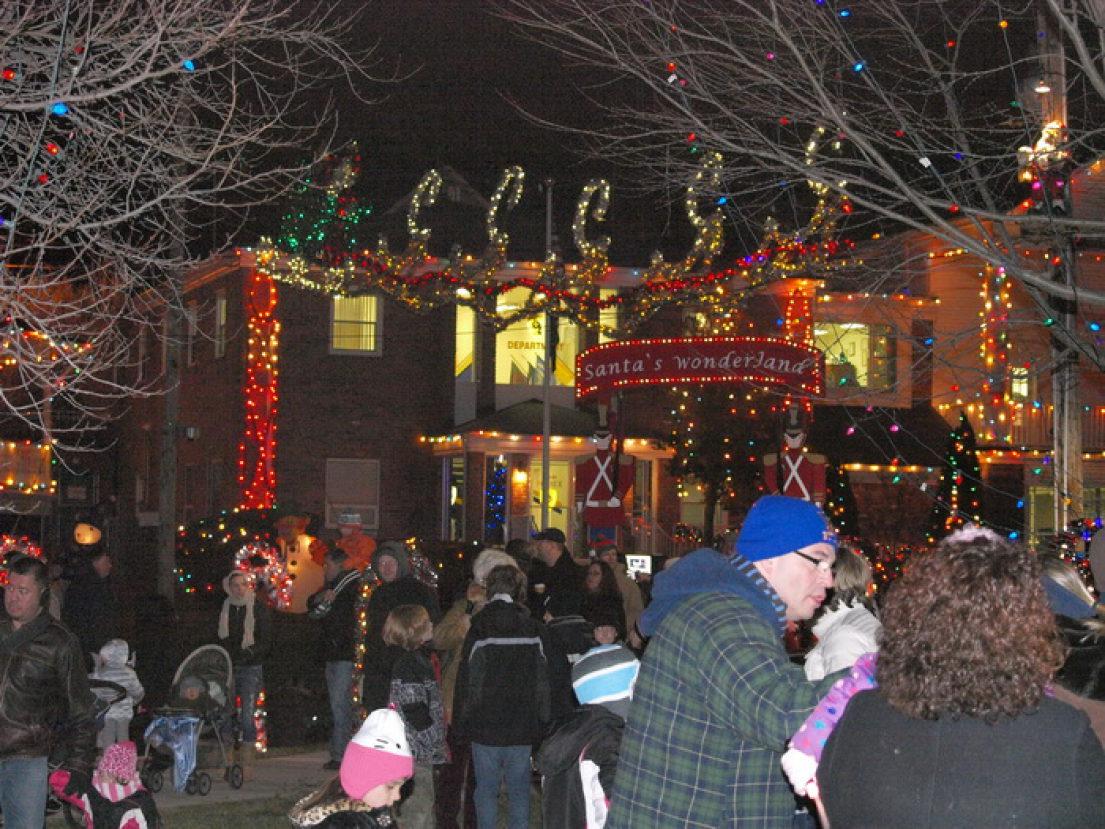 Butler Christmas Tree Lighting Is Dec