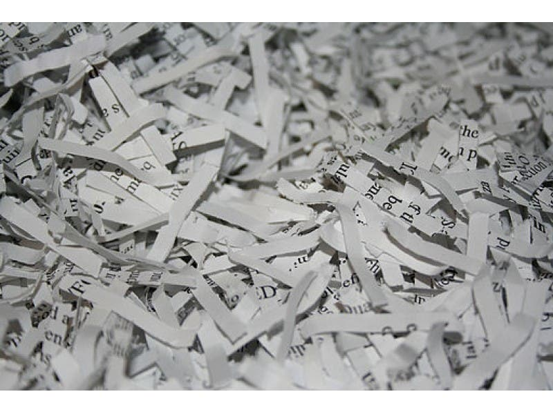 shred papers at ridgewood recycling center saturday ridgewood nj