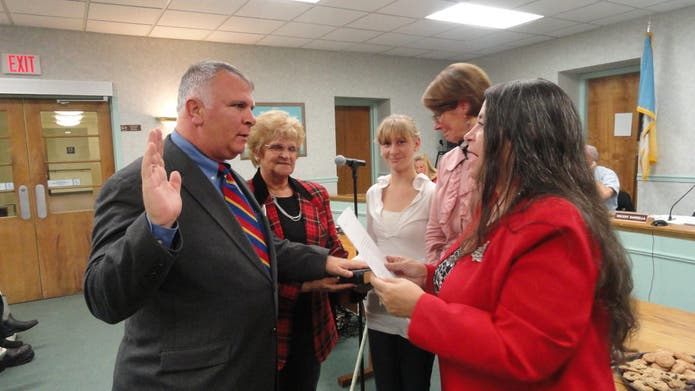 Reid Appointed to Point Beach Council | Point Pleasant, NJ ...