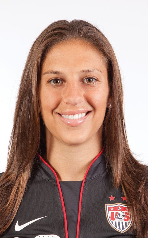 official photos d4736 1c9c0 Delran's Carli Lloyd Help Lead U.S. Soccer Team to Olympic ...