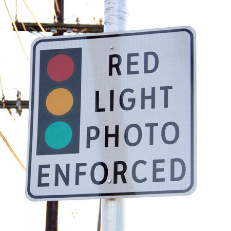 Updated: Lawrence Red Light Cameras Meet Timing Requirement