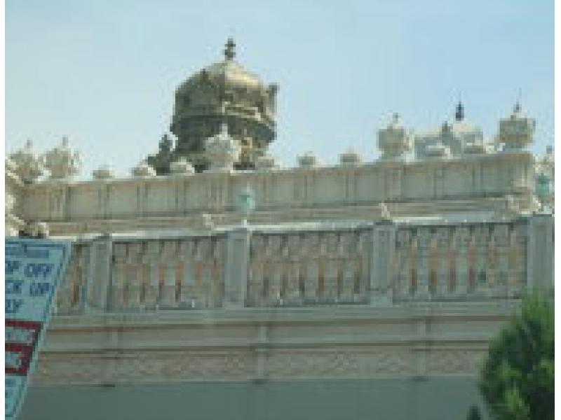 Bridgewater Hindu Temple Ex-Chairman Accused of Stealing
